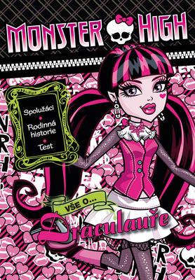 Obrázok Monster High Vše o Draculauře