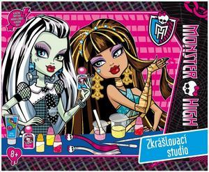 Obrázok Monster High Zkrášlovací studio