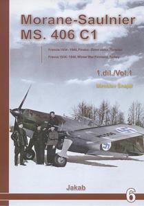 Obrázok Morane Saulnier  MS406 1. díl