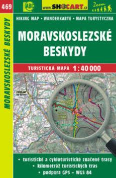 Moravskoslezské Beskydy 1:40 000