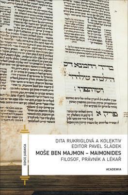 Obrázok Moše Ben Majmon - Maimonides