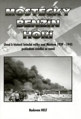 Obrázok Mostecký benzín hoří