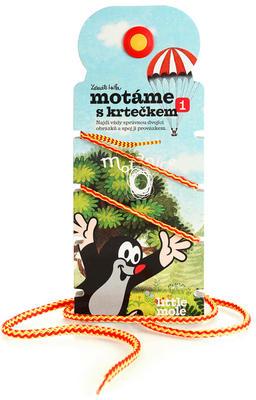 Obrázok Motanice s krtečkem 1