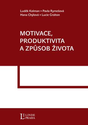 Obrázok Motivace, produktivita a způsob života
