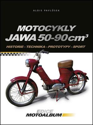 Obrázok Motocykly Jawa 50-90 cm3