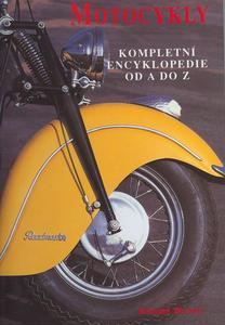 Obrázok Motocykly Kompletní encyklopedie A-Z