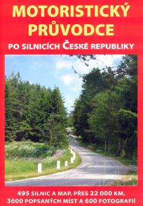 Obrázok Motoristický průvodce po silnicích České republiky