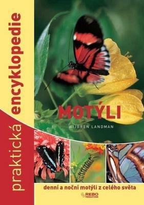 Obrázok Motýli praktická encyklopedie