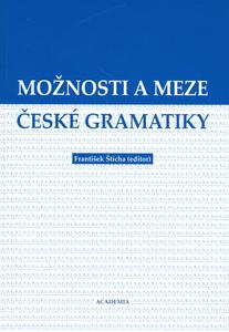 Obrázok Možnosti a meze české gramatiky