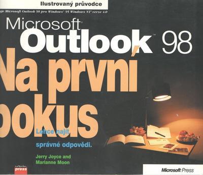 Obrázok MS Outlook 98 Na první pokus