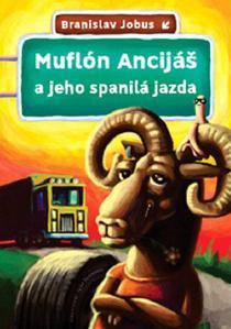 Obrázok Muflón Ancijáš a jeho spanilá jazda