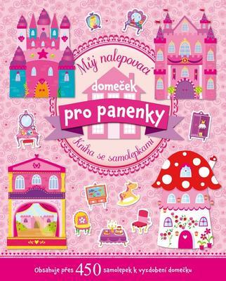 Obrázok Můj nalepovací domeček pro panenky