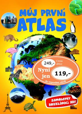 Obrázok Můj první atlas