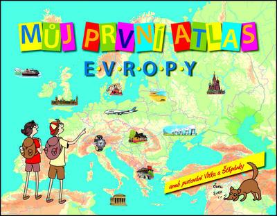 Obrázok Můj první atlas Evropy