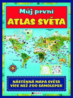 Obrázok Můj první atlas světa