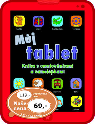 Obrázok Můj tablet
