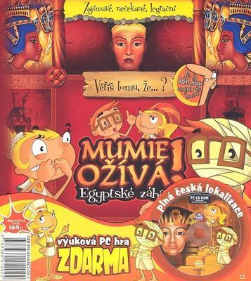 Obrázok Mumie ožívá! + CD ROM