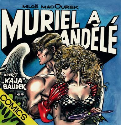 Obrázok Muriel a andělé