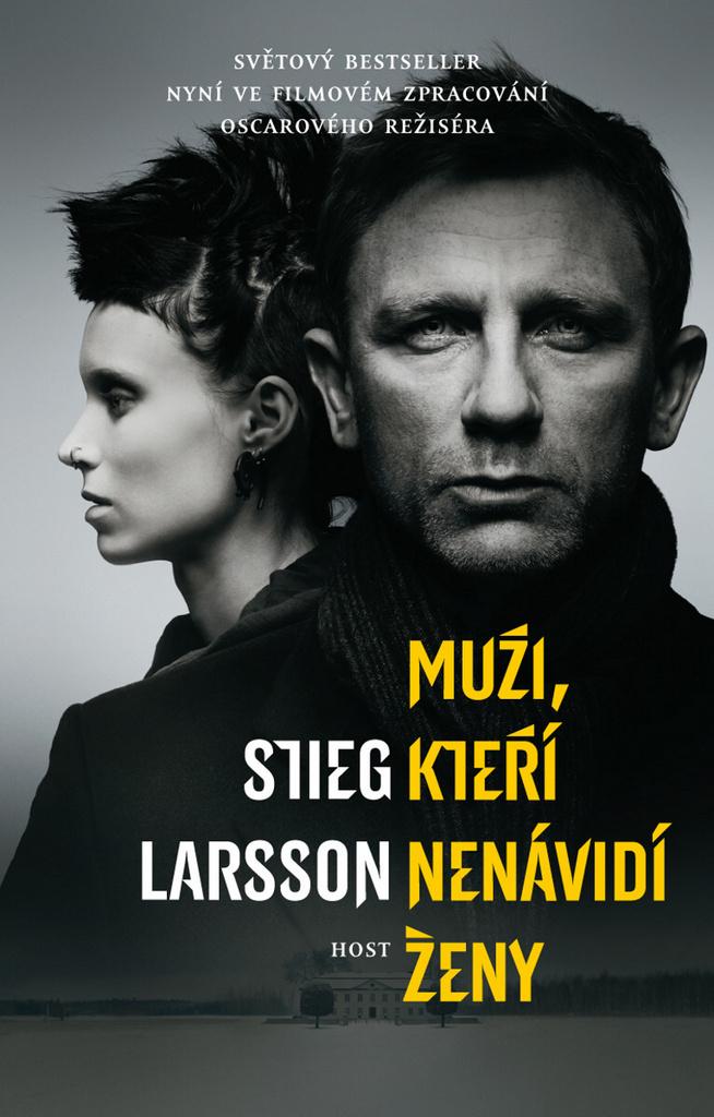 Muži, kteří nenávidí ženy - Stieg Larsson