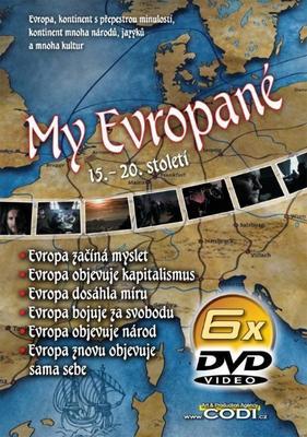 Obrázok My Evropané (DVD 6pack)