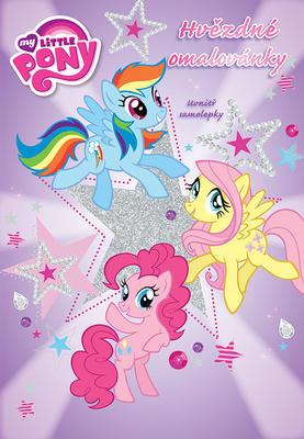 Obrázok My Little Pony Hvězdné omalovánky
