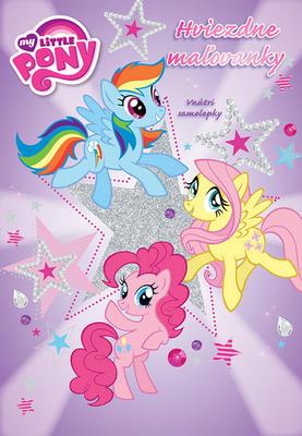 Obrázok My Little Pony Hviezdne maľovanky