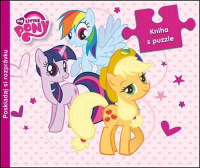 Obrázok My Little Pony kniha s puzzle