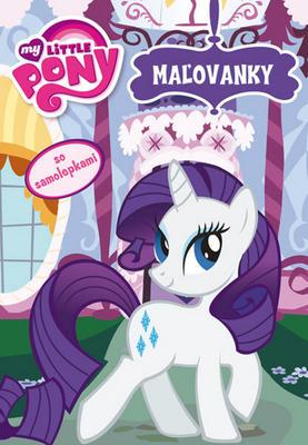 Obrázok My Little Pony Knižka maľovaniek