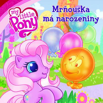 Obrázok My Little Pony Mrňouska má narozeniny