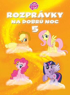 Obrázok My Little Pony Rozprávky na dobrú noc 5