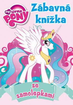 Obrázok My Little Pony Zábavná knížka