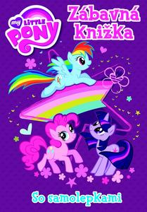 Obrázok My Little Pony Zábavná knižka