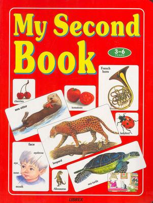 Obrázok My Second Book (červená)