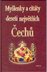 Obrázok Myšlenky a citáty deseti největších Čechů