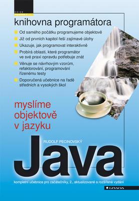 Obrázok Myslíme objektově v jazyku Java