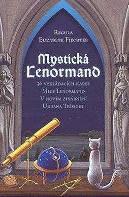 Mystická Lenormand 36 vykládacích karet (karty)