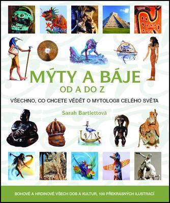 Obrázok Mýty a báje od A do Z