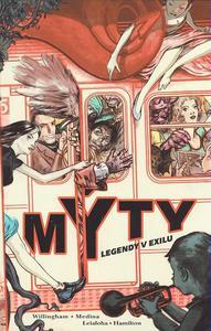 Obrázok Mýty Legendy v exilu