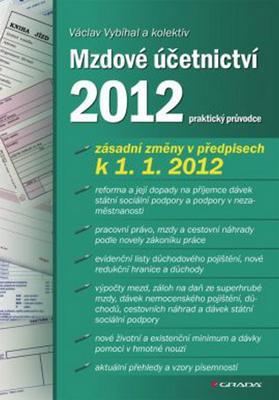 Obrázok Mzdové účetnictví 2012