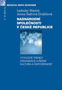 Obrázok Nadnárodní společnosti v České republice