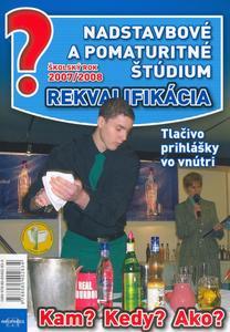 Obrázok Nadstavbové a pomaturitné štúdium, rekvalifikácia 2007/2008