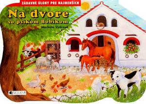 Obrázok Na dvore so psíkom Bobíkom