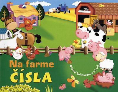 Obrázok Na farme Čísla