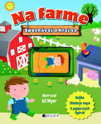 Obrázok Na farme Spoznávaj a hraj sa