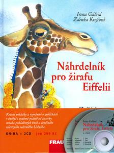 Obrázok Náhrdelník pro žirafu Eiffelii + CD