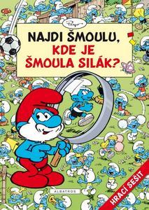 Obrázok Najdi Šmoulu, Kde je Šmoula silák?