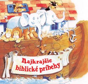 Obrázok Najkrajšie biblické príbehy