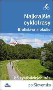 Obrázok Najkrajšie cyklotrasy – Bratislava a okolie
