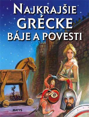 Obrázok Najkrajšie grécke báje a povesti