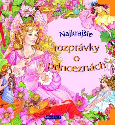 Obrázok Najkrajšie rozprávky o princeznách